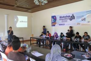 Workshop Fotografi Dasar (dok. @ONOFFLombok)