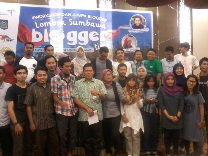 7 Langkah Menjadi Blogger Peduli Pariwisata LombokSumbawa